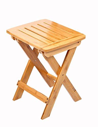 Mesas de Estudio Mesa de Escritorio Mesa Plegable Mesas de Hogar Sillas Bambú (Color : B)