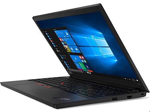Lenovo ThinkPad E15 Intel Core i5 10th Gen 15-inch Full HD Thin and Light Laptop (8GB RAM/ 1TB HDD + 128GB SSD/ Windows 10 Home/ Microsoft Office Home & Student 2019/ Black/ 1.9 kg), 20RDS07000