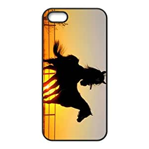 The Horse Hight Quality Plastic Case for Iphone 5s