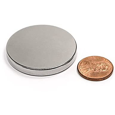 Quality Grade N52 Craft//Project 30mmx10mmx5mm STRONG MAGNETS SILVER 5pcs