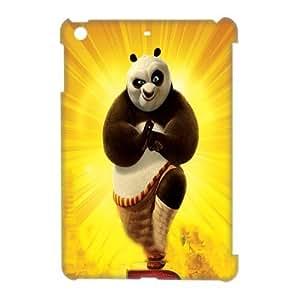 Mystic Zone personalized kungfu panda Mini ipad Case for Mini ipad Hard Cover Cartoon animal Fits Case HKK0034 by icecream design