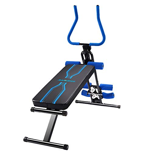 Beautiful Waist Machine Supine Board Abdominal Lazy Abdomen Lazy People Hips Thin Waist Home Exercise Sports Fitness Equipment Multi-Function Supine Board