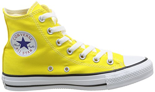 Converse Unisex-Erwachsene Chuck Taylor All Star-Hi High-Top Gelb (Citrus)