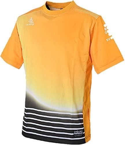 GK半袖昇華ゲームシャツ XLサイズ 161-01800 (055)ヤマブキ