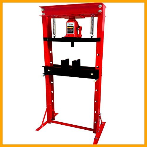 r Shop Adjustable Floor Heavy Duty Bending A+20 Ton Frame - House Deals ()