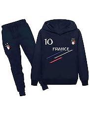 JHK joggingpak, voetbal, Frankrijk, 2 sterren