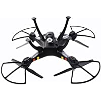 Safstar Syma X8C Venture Drone 2.4GHz 4CH RC Quadcopter with 2MP Wide Angle Camera (Black)