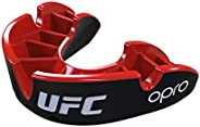 OPRO UFC Silver Mouthguard for MMA, Boxing, BJJ, and Other Combat Sports