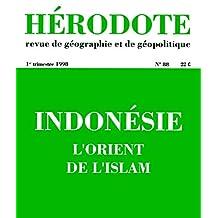 Revue Hérodote, no 88