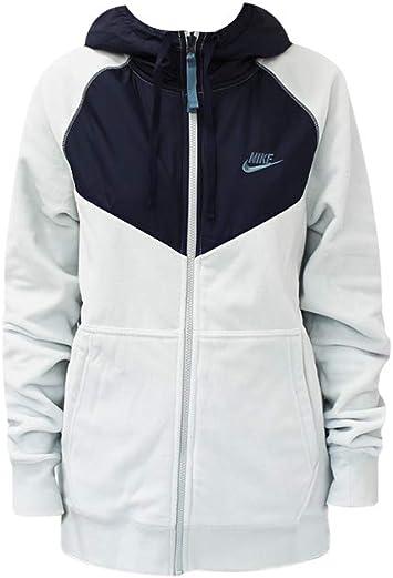 Nike Sportswear Chaqueta, Hombre, Light Silver/Obsidian/Celestial ...