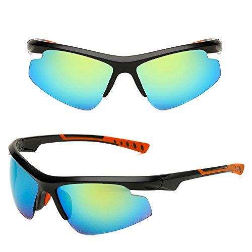 sol ligeras profesionales UV400 Gafas Marco para Gafas Dintang para de azul Gafas Negro Lente de exteriores antideslumbrantes sol Gafas polarizadas hombres no vEfqnwIw