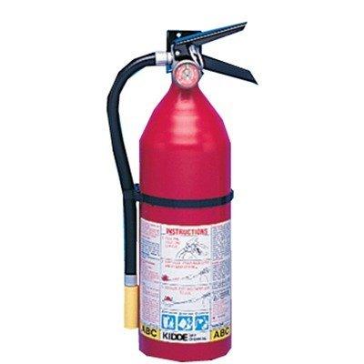 Kidde-466112-ABC-Pro-Multi-Purpose-Dry-Chemical-Fire-Extinguisher