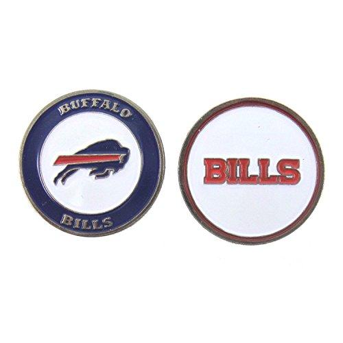 Buffalo Bills Golf Ball Marker (2-Sided)