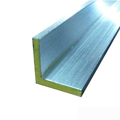 Ledsupply AL125X125 Aluminum Angle Bar Pack Of 2