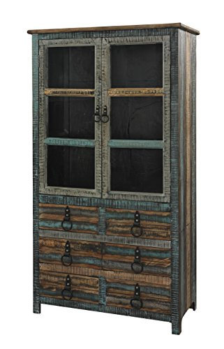 Powell Furniture Calypso High Cabinet