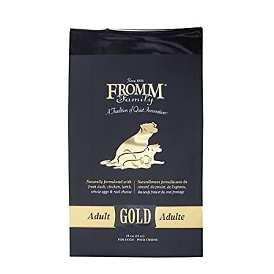 Fromm Gold Nutritionals Adult Dry Dog Food 33lb