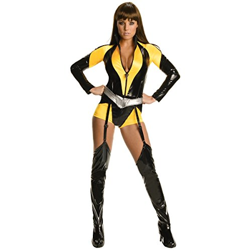 [Silk Spectre Costume - X-Small - Dress Size] (The Watchmen Silk Spectre Costume)