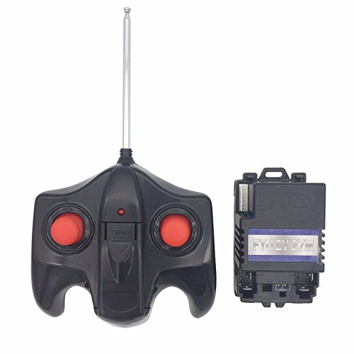 Remote Control Car Replacement Parts : Ufo mhz universal remote control and v receiver kit