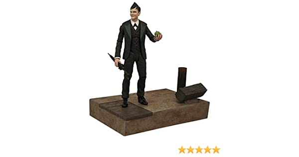 Diamond Select Toys Gotham Select: Oswald Cobblepot Action Figure: Toy: Amazon.es: Juguetes y juegos
