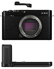 Fujifilm X-E4 Kit MHG-XE4/TR-XE4 Black