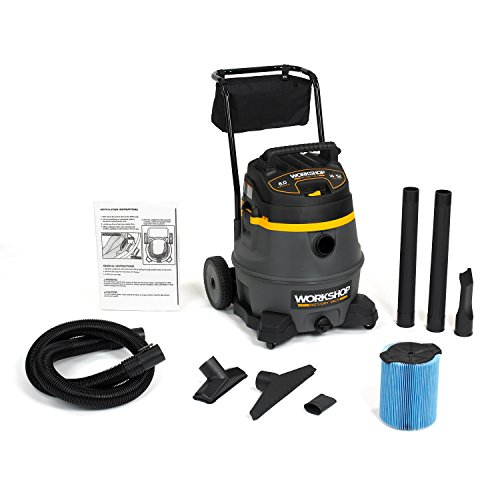 WORKSHOP High Power Vac