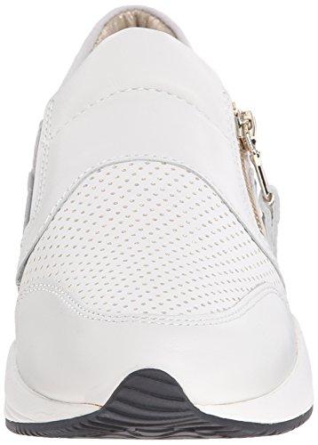 A OMAYA Geox Femme Basses C1000 Sneakers Blanc H5gWOUgq6