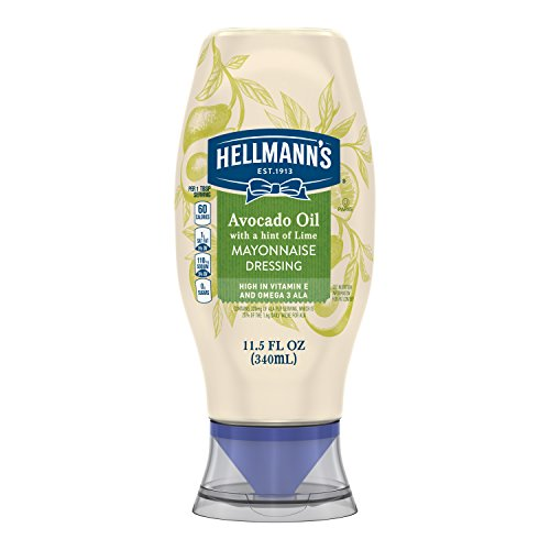 ayonnaise Dressing, Avocado Oil with a hint of Lime 11.5 oz ()