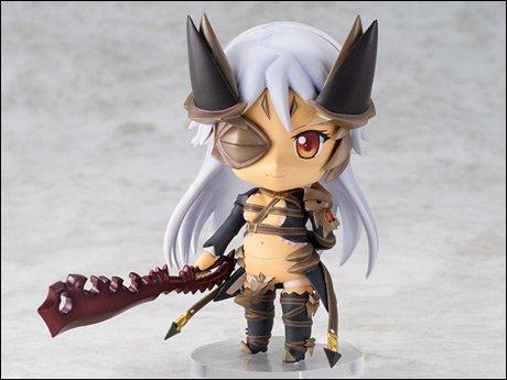 Nendoroid Queen's Blade Aldora 2P Coior Ver.