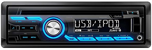 Clarion CZ205 CD/USB/MP3/WMA Receiver with Wireless Remote Control (Clarion Car Radio compare prices)