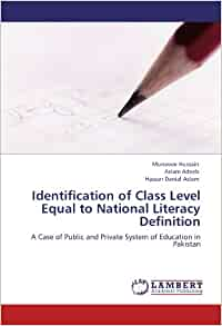 Identification of Class Level Equal to National Literacy