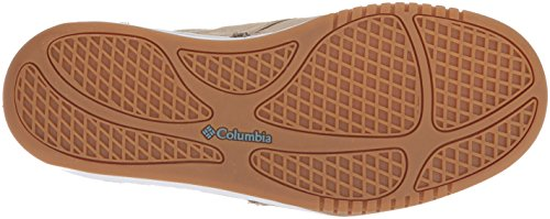 Columbia Women's Bridgeport Slip Uniform Dress Shoe British Tan, Storm