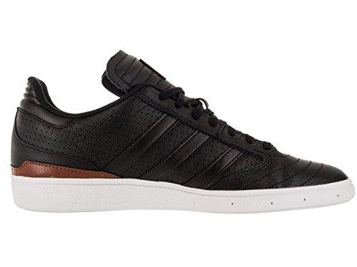 Adidas Skateboarding Busenitz clasificados Negro / negro / blanco zapatilla de deporte de 7,5 D (m) Negro/negro/blanco