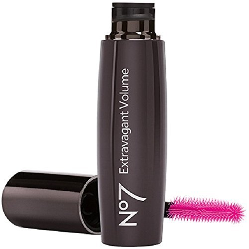 (BOOTS No7 Extravagant Volume Mascara Black)
