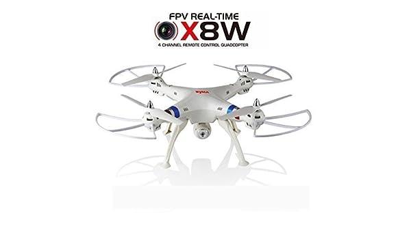 Feifan?Newest Professional Drones Syma X8w 2.4g 4ch 6 Axis Gyro Rc ...