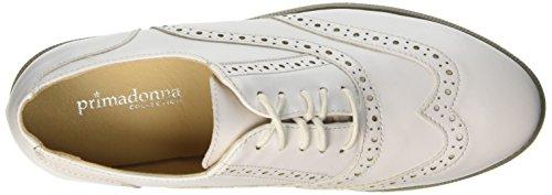 Primadonna Donna Primadonna Sneaker Sneaker Allacciato Bianco Primadonna Donna Allacciato Bianco Allacciato qFCxB