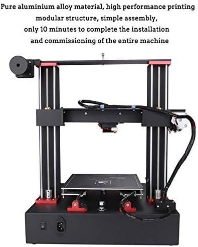 ZHTY Impresora 3D Autoensamblaje de Alta precisión, Impresoras 3D ...