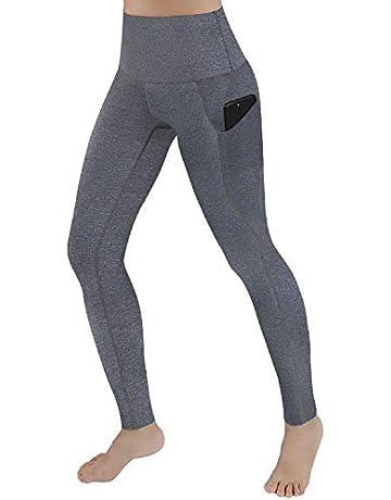 5e2551192 Sanery Women Yoga Pants with Pockets