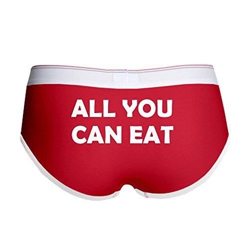 CafePress Womens Boyshort Underwear Novelty