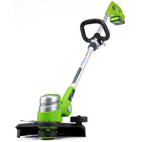 Lime Green Cordless String Trimmer (Bare Tool) by Unknown