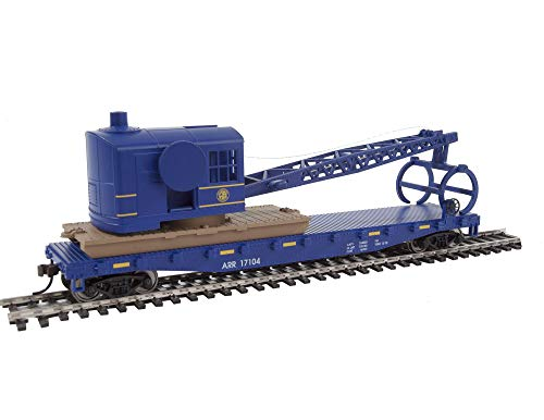 Walthers Trainline HO Scale Model Flatcar with