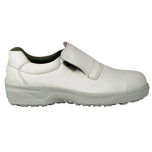 Cofra 34770-026.W48 New Nerone S1 SRC Chaussures de sécurité Taille 48 Blanc