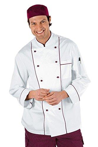Isacco Giacca cuoco Profilata - Isacco