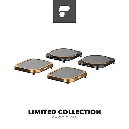 PolarPro Limited Filter Collection (ND32, ND64, ND32/PL, ND64/PL DJI Mavic 2 Filters) for DJI Mavic 2 Pro ()