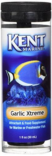 Kent Marine Garlic Xtreme for Fish, 1 oz ()