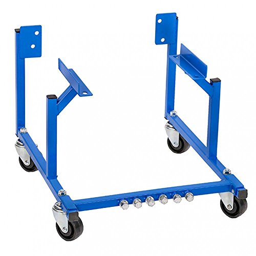 Auto Engine Cradle Stand 1000 lbs Ford Dolly Mover Repair Rebuild W/wheels by PayLessHere