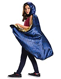Rubies Costume Batman V Superman-Dawn of Justice Deluxe Kid's Wonder Woman Cape