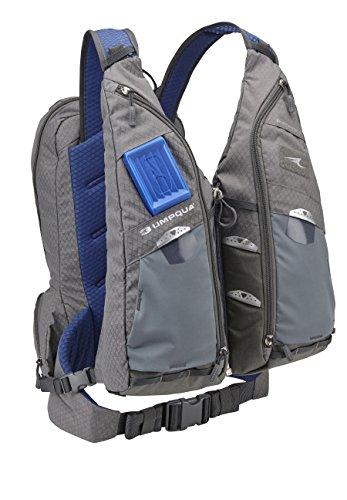 Umpqua Swiftwater ZS Fly Fishing Tech Vest Granite