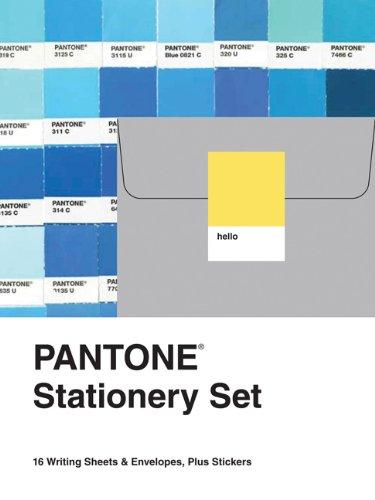 Pantone Stationery Set ()