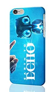 Earth to Echo 2014 Movie Pattern Image - Protective 3d Rough Case Cover - Hard Plastic 3d Case - For iphone 5 5s -