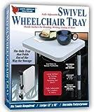 Swivel Wheelchair Tray